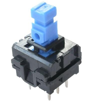 5-Druckschalter-2xUM-rastend